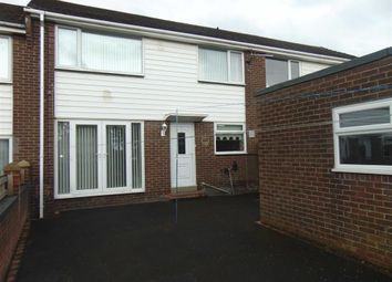Thumbnail 2 bed semi-detached house to rent in Dewley Place, Westerhope, Newcastle Upon Tyne
