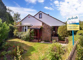 West Cross Gardens, Tenterden, Kent TN30. 2 bed detached bungalow