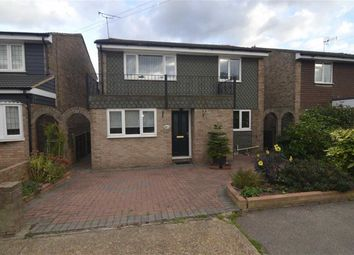 Thumbnail 4 bed detached house for sale in Coronation Avenue, East Tilbury, Essex