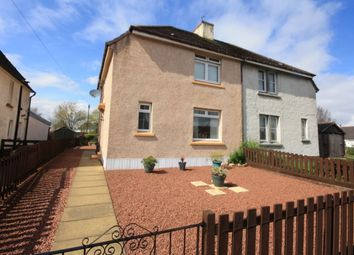 Thumbnail 3 bed semi-detached house for sale in Second Street, Uddingston, Glasgow