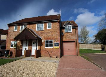 Couzens Close, Chipping Sodbury, South Gloucestershire BS37. 3 bed semi-detached house