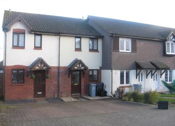 Thumbnail 2 bed terraced house to rent in Strathmore Close, Carterton
