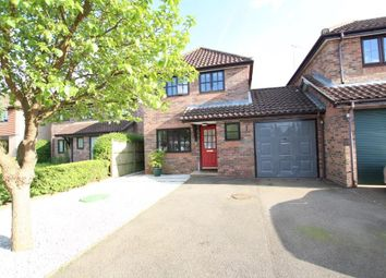 Thumbnail 3 bed link-detached house for sale in Seppings Close, Wilburton, Ely