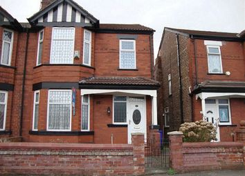 Thumbnail 3 bed semi-detached house for sale in Montgomery Road, Longsight, Manchester