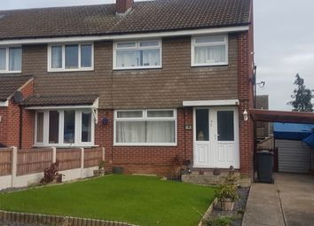 Thumbnail 3 bed semi-detached house to rent in Bluebird Hill, Aston, Sheffield