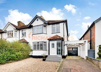 Thumbnail 3 bed semi-detached house for sale in Marion Road, London