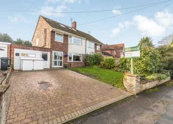 Thumbnail 4 bed semi-detached house for sale in Martley Road, St Johns, Worcester, Worcestershire
