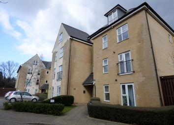 Thumbnail 1 bedroom flat to rent in Lindoe Close, Southampton