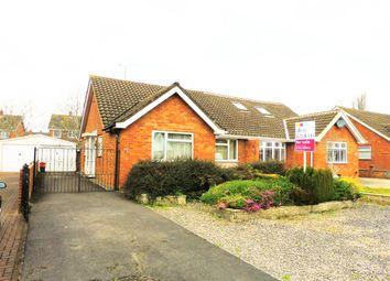 Thumbnail 3 bed semi-detached bungalow for sale in Derwent Drive, Swindon