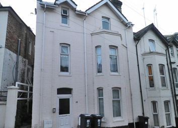 Thumbnail 1 bed flat to rent in Tregonwell Road, Bournemouth