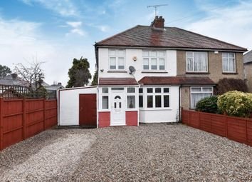 Thumbnail 3 bedroom semi-detached house for sale in Bath Road, Taplow