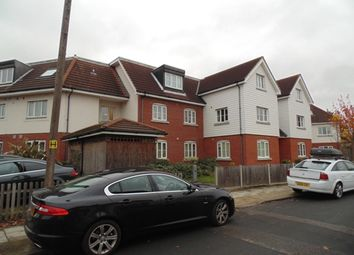 Thumbnail 2 bedroom flat for sale in Gillian Crescent, Gidea Park, Romford
