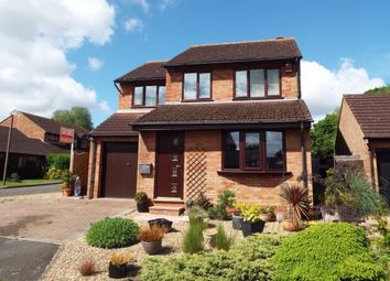 Thumbnail 4 bedroom detached house for sale in Leafield Rise, Two Mile Ash, Milton Keynes, Bucks
