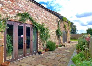 Thumbnail 4 bedroom barn conversion for sale in Chapel Lane, South Brink, Cambridgeshire