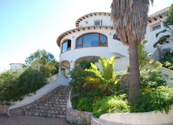 Thumbnail 5 bed detached house for sale in Denia, Alicante, Valencia, Spain