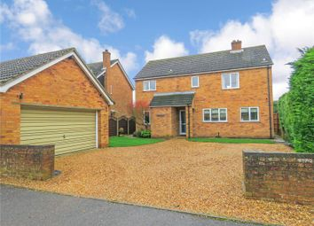 Thumbnail 4 bed detached house for sale in Church Street, Woodhurst, Huntingdon, Cambridgeshire