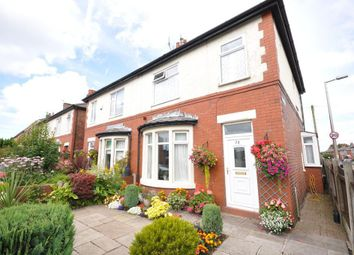 Thumbnail 3 bed semi-detached house for sale in Ribby Road, Kirkham, Preston, Lancashire
