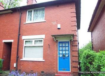 Thumbnail 2 bedroom terraced house to rent in Grange Grove, Whitefield, Manchester