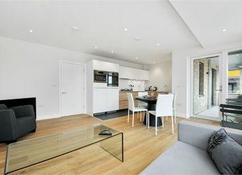 Thumbnail 2 bed flat to rent in Peartree Way, Greenwich, London