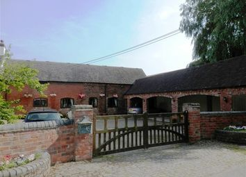 Thumbnail 1 bed property to rent in The Stables, College Farm, Dingle Lane, Warwicks