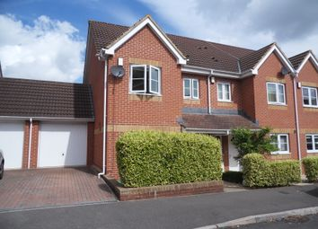 Thumbnail 4 bed town house to rent in Blackhorse Close, Downend