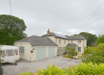 Thumbnail 4 bed detached house for sale in Pink Moors, St. Day, Redruth