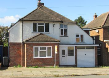 Thumbnail 4 bedroom detached house for sale in Fairford Avenue, Luton