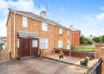 Thumbnail 3 bedroom semi-detached house for sale in Merrivale Road, Exeter