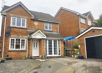 Thumbnail 3 bed detached house for sale in Downey Grove, Penpedairheol, Hengoed