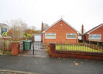 Thumbnail 2 bed detached bungalow for sale in Old Hall Drive, Ashton-In-Makerfield, Wigan, Lancashire