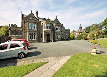 Thumbnail 1 bed flat for sale in Barclay Hall, Hall Lane, Mobberley