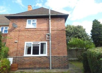 Thumbnail 3 bed end terrace house for sale in Alexandra Crescent, Beeston, Nottingham