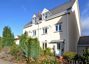 Thumbnail 4 bedroom end terrace house for sale in Charlton Kings, Cheltenham, Gloucestershire