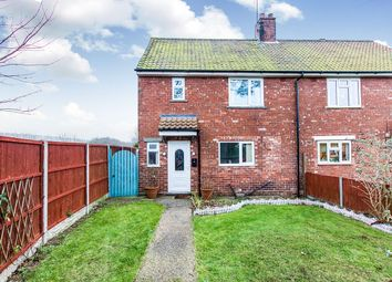 Thumbnail 3 bed semi-detached house for sale in Poplar Street, Lincoln