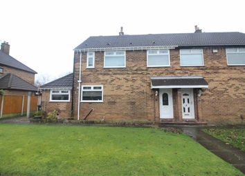 Thumbnail 3 bed semi-detached house for sale in Park View, Abram, Wigan