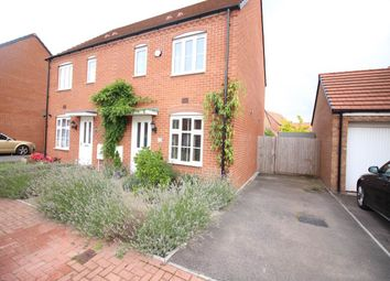 Thumbnail 3 bed semi-detached house to rent in Lysaght Gardens, Newport, Gwent