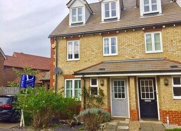 Thumbnail 4 bedroom semi-detached house to rent in Curf Way, Burgess Hill