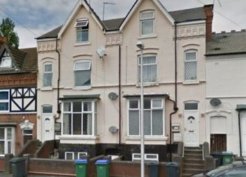 Thumbnail 3 bed flat to rent in Vicarage Road, Smethwick, Birmingham