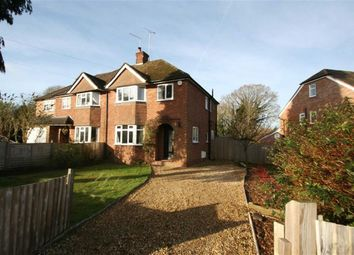 Thumbnail 3 bed semi-detached house to rent in Greenlands Road, Newbury