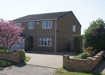 Thumbnail 4 bedroom detached house to rent in Chapel Street, Yaxley, Peterborough