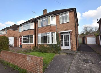 Thumbnail 3 bed semi-detached house for sale in Wessex Drive, Cheltenham, Gloucestershire