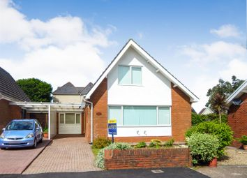 Thumbnail 4 bed detached house for sale in Hilland Drive, Bishopston, Swansea