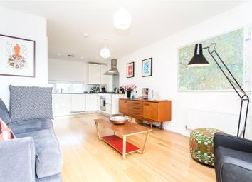 Thumbnail 1 bed flat for sale in Cresset Road, London