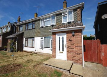 Thumbnail 3 bed semi-detached house for sale in Upper Free Down, Herne Bay