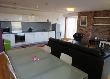 Thumbnail 1 bed flat to rent in Boiler House, Electric Wharf, Coventry