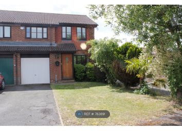 Thumbnail 3 bed semi-detached house to rent in Vane Road, Thame
