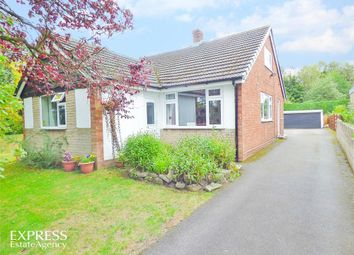 Thumbnail 3 bed detached bungalow for sale in Chemistry, Whitchurch, Shropshire