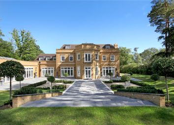 Thumbnail 7 bed detached house for sale in West Drive, Wentworth Estate, Berkshire