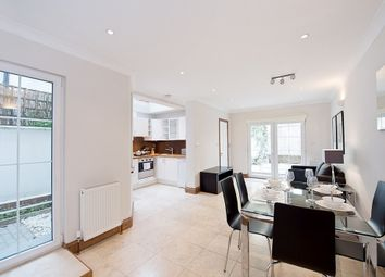 Thumbnail 2 bed flat to rent in Warriner Gardens, Battersea