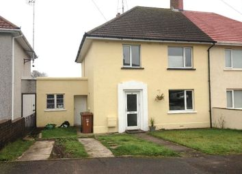 Thumbnail 3 bed semi-detached house to rent in Heol-Y-Parc, Caerphilly
